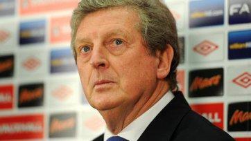 Ходжсон: «То, что ты являешься игроком «МЮ» - не гарантирует тебе места в сборной Англии»