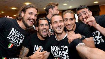 Тевес: «Символом триумфа в Серии А является вся команда, а не я или Конте»