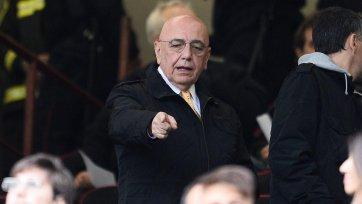 Галлиани: «Мы заслужили победу в дерби»