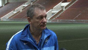 Кухлевский: «Приступаю к работе с надеждой, что все будет хорошо»