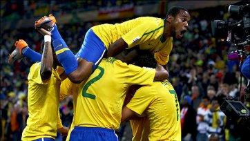 В окончательной заявке сборной Бразилии ожидаются сюрпризы