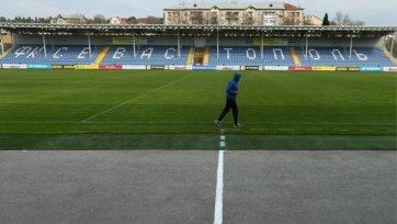 Матч между ПФК «Севастополь» и «Металлистом» отложен