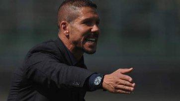 Симеоне считает Моуринью очень сильным тренером