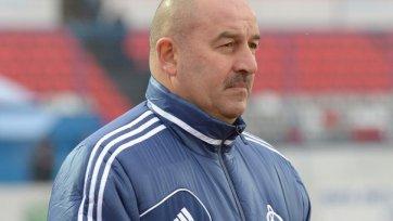 Черчесов: «Мои футболисты самые лучшие и самые сильные»