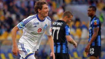 «Динамо» Киев уничтожает «Черноморец» и выходит в финал Кубка Украины