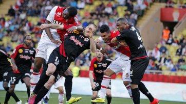 «Монако» играет вничью с «Генгамом» и дарит ПСЖ чемпионство