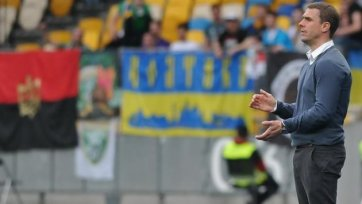 Ребров: «Два гола перед перерывом облегчили нам задачу»