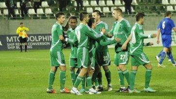 «Лудогорец» выиграл чемпионат Болгарии