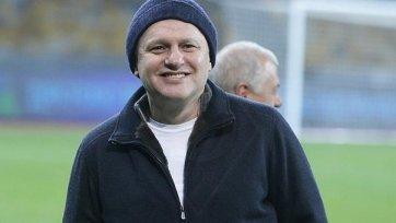Суркис: «Заманить хорошего тренера на Украину очень сложно»