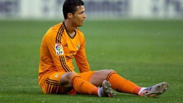 Анчелотти: «У Роналду нет серьезной травмы»