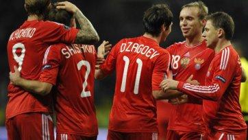 Россия сохранила позиции в рейтинге ФИФА, Бразилия поднялась на строчку выше