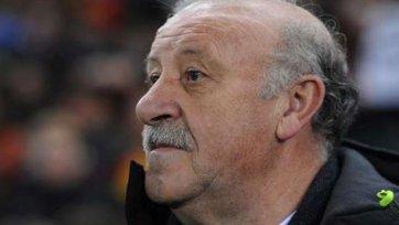 Висенте дель Боске: «Испанский футбол переживает лучшие времена»