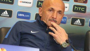 «Милан» не может пригласить Спаллетти из-за контракта с «Зенитом»?