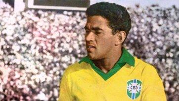 Футбольный Чарли Чаплин. Гарринча - легенда бразильского футбола