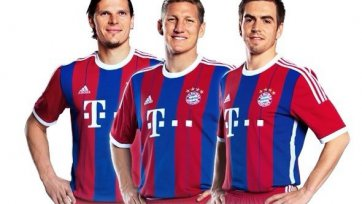 «Бавария» представила домашнюю форму на следующий сезон