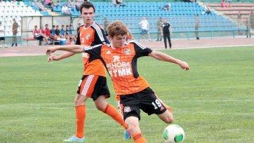 «Урал» вырвал победу в матче с «Кубанью»