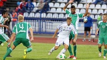 «Волга» проигрывает в Грозном и вылетает из Премьер-Лиги
