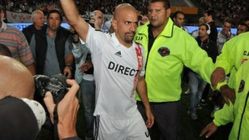 Хуан Себастьян Верон уходит из футбола в роли лидера