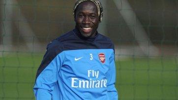 Бакари Санья решил покинуть «Арсенал»