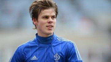 Александр Кокорин пропустил матч против «Зенита»