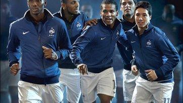 Стали известны фамилии 16 футболистов сборной Франции, которые точно поедут на ЧМ-2014