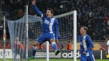 Евгений Коноплянка хотел завязать с футболом