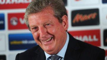 Ходжсон: «Англия способна выиграть мировое первенство»