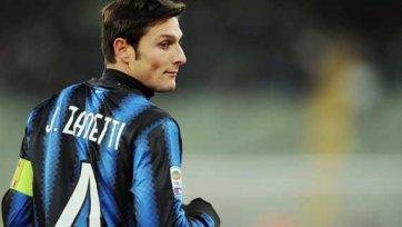 «Интер» закрепит четвертый номер за Дзанетти