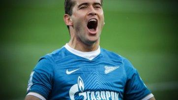 Александр Кержаков пропустил тренировку «Зенита»