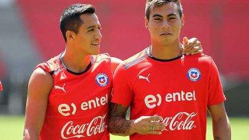 Чилийцы определились с расширенной заявкой на ЧМ-2014