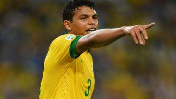 Тьяго Силва: «Нам нужно выиграть все семь поединков»