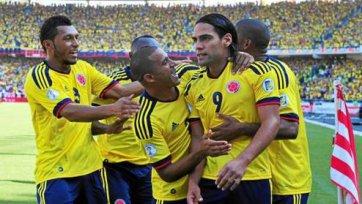 Фалькао попал в расширенную заявку сборной Колумбии