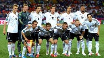 Состав сборной Германии сократился до 27 игроков