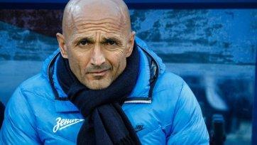 «Милан» отказался от идеи приглашения Спаллетти