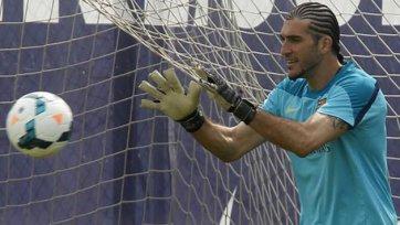 Пинто предложат стать тренером вратарей «Барсы»