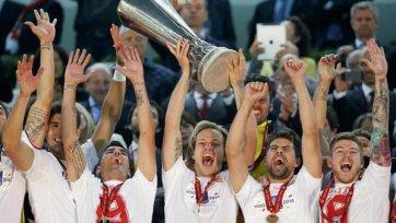 «Севилья» - триумфатор Лиги Европы-2014!