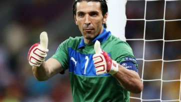 Буффон: «Италия никогда не считается фаворитом на крупных турнирах»