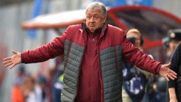 Билялетдинов: «Результат важен, но мы за красивый атакующий футбол»