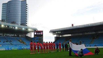 Россия первый матч отбора на ЕВРО-2016 проведет в Химках