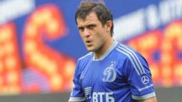 «Динамо» решило не продлевать аренду Касаева