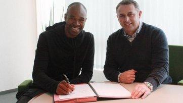 Налдо подписал новый контракт с «Вольфсбургом»