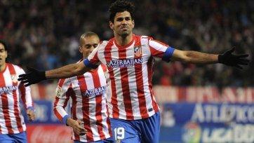 Диего Коста сыграет против «Барселоны»