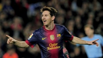 Месси будет зарабатывать в «Барселоне» 17 миллионов