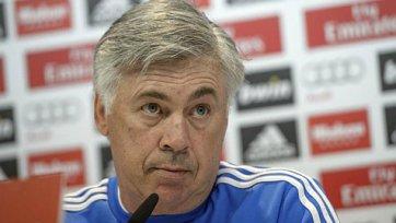 Анчелотти заявил, что продолжит тренировать «Реал»