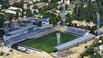 «Говерла» отказалась лететь в Севастополь на матч чемпионата