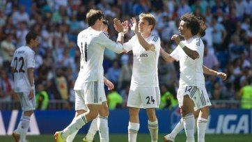 «Реал» завершил сезон победой над «Эспаньолом»