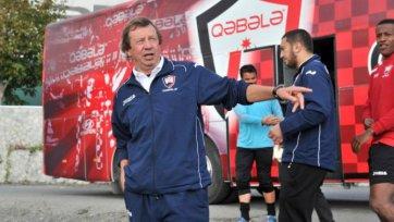 Семин и его «Габала» завоевали бронзу чемпионата Азербайджана