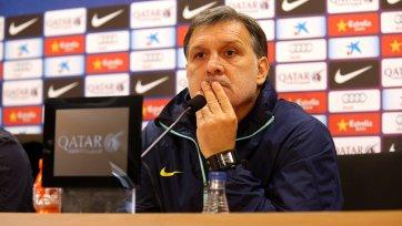 Мартино больше не является наставником «Барселоны»
