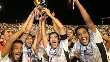 Рауль помог «Аль-Садд» выиграть Кубок Эмира Катара