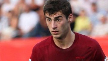 Кверквелия получил дебютный вызов в сборную Грузии